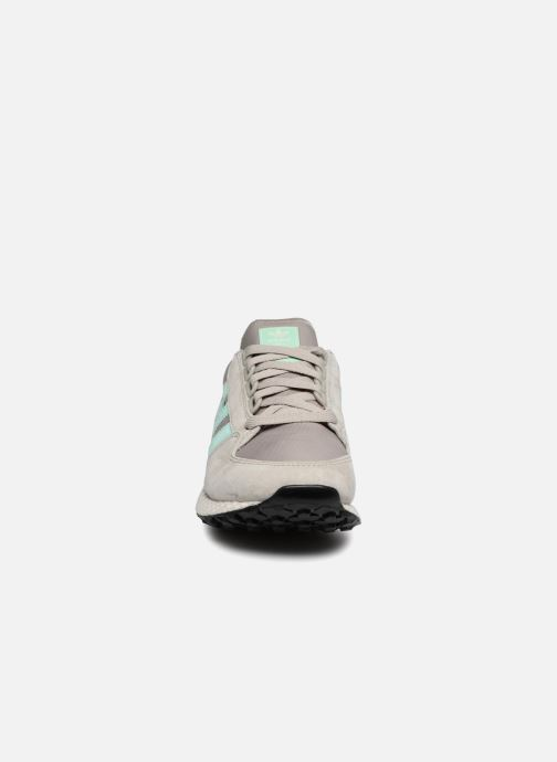 Trainers adidas originals Forest Grove W Grey model view