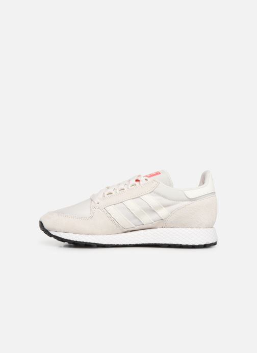 Trainers adidas originals Forest Grove W White front view