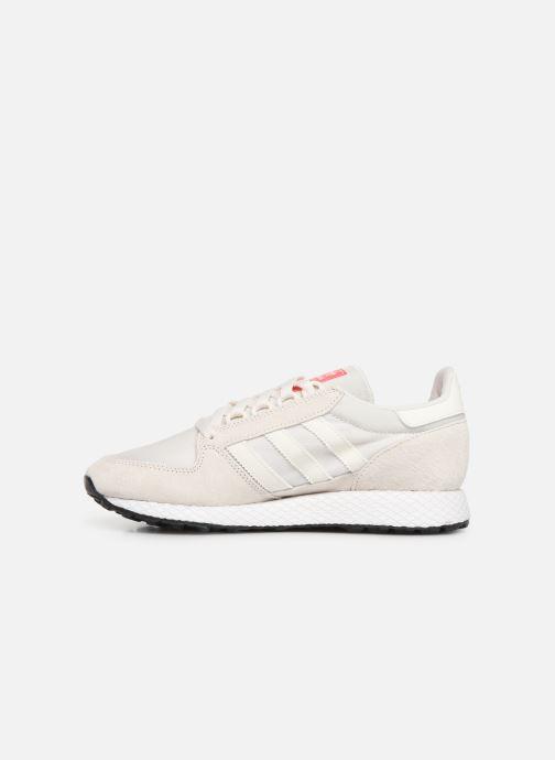 Sneaker adidas originals Forest Grove W weiß ansicht von vorne