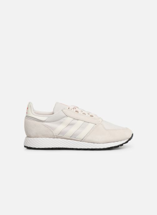 Trainers adidas originals Forest Grove W White back view