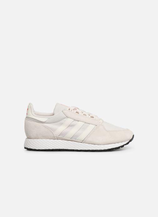 Sneaker adidas originals Forest Grove W weiß ansicht von hinten