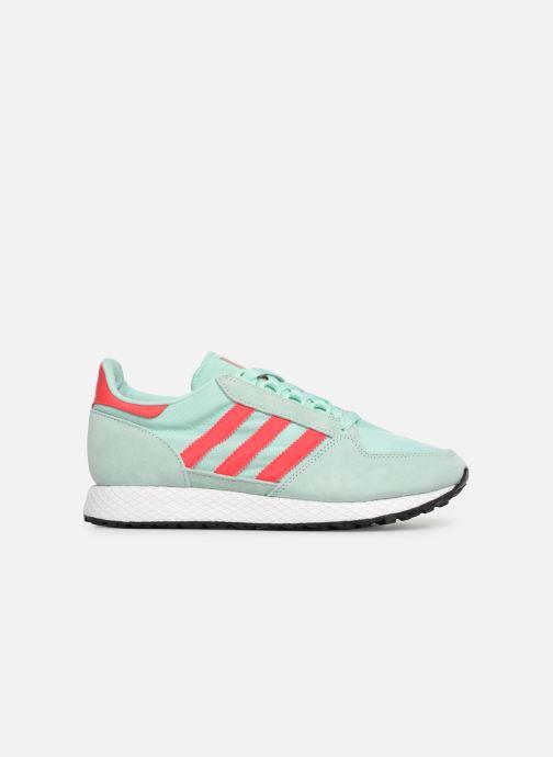 Sneaker adidas originals Forest Grove W blau ansicht von hinten