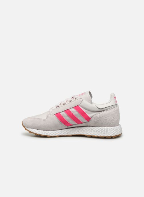Sneakers adidas originals Forest Grove W Rosa immagine frontale