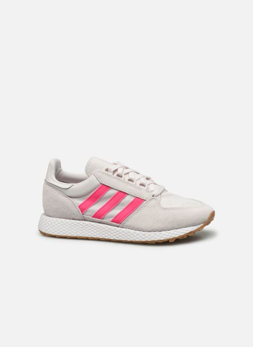 Baskets adidas originals Forest Grove W Rose vue derrière