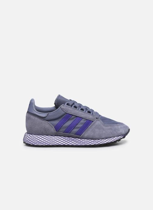 Sneakers adidas originals Forest Grove W Blauw achterkant