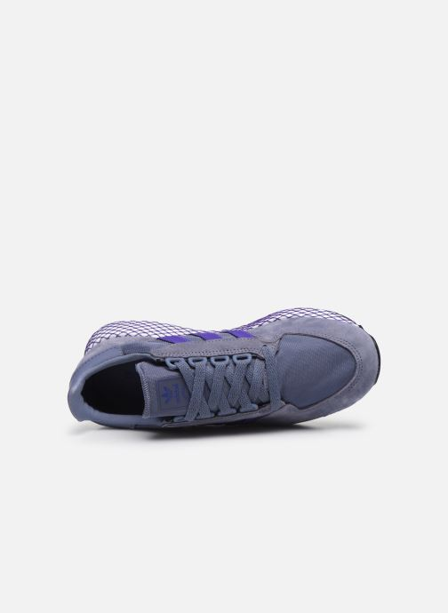 Sneakers adidas originals Forest Grove W Blauw links