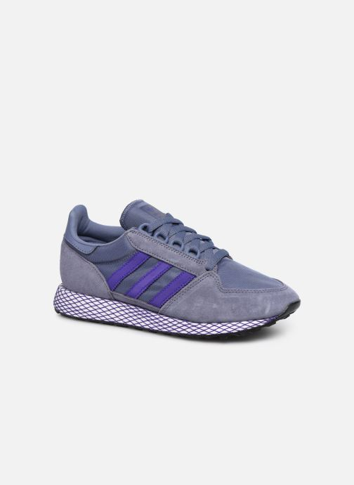 Sneakers adidas originals Forest Grove W Blauw detail