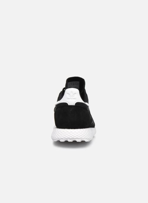 adidas originals Forest Grove W Sneakers 1 Sort hos Sarenza