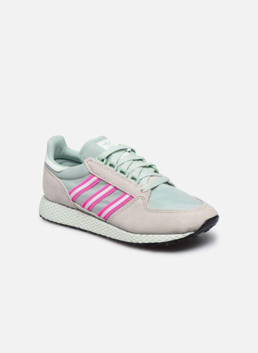 Sneakers adidas originals Forest Grove W Verde vedi dettaglio/paio