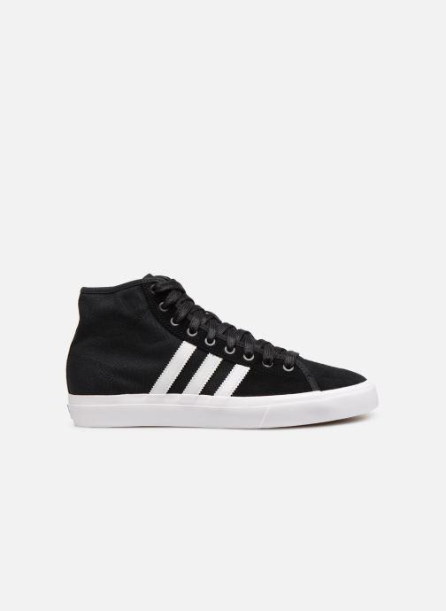 Sneaker Adidas Originals Matchcourt High Rx schwarz ansicht von hinten