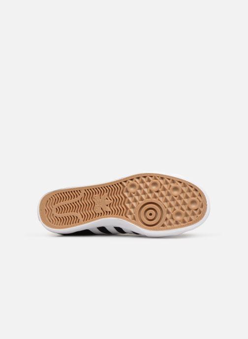 Sneaker Adidas Originals Matchcourt High Rx schwarz ansicht von oben
