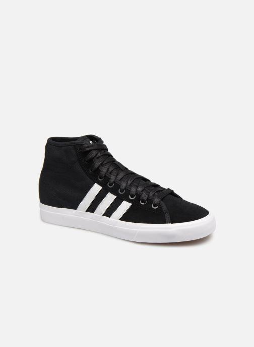 Sneaker Adidas Originals Matchcourt High Rx schwarz detaillierte ansicht/modell
