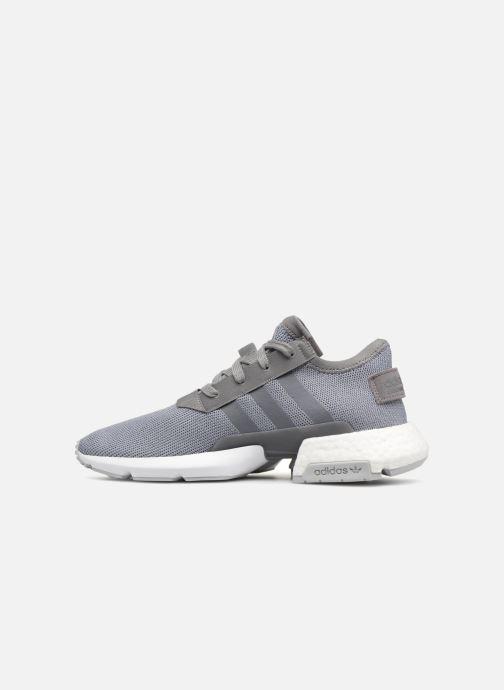 Trainers adidas originals Pod-S3.1 Grey front view