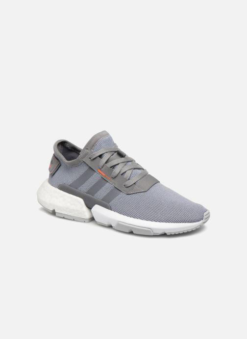 best sneakers 48ec8 a9e59 Baskets adidas originals Pod-S3.1 Gris vue détail paire