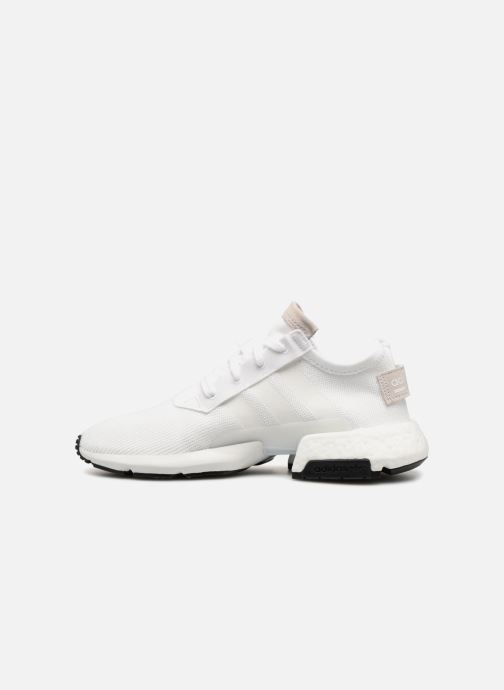 Baskets adidas originals Pod-S3.1 Blanc vue face