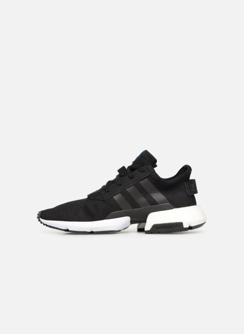 Trainers adidas originals Pod-S3.1 Black front view