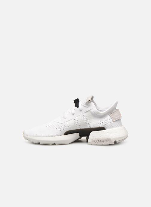 Sneakers adidas originals Pod-S3.1 Wit voorkant