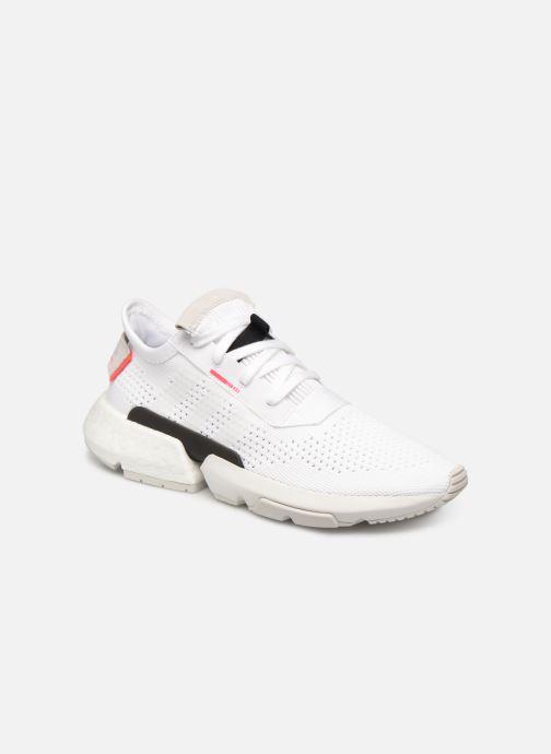 Sneakers adidas originals Pod-S3.1 Wit detail