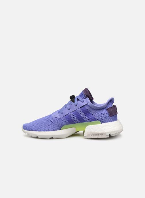 Sneakers adidas originals Pod-S3.1 Azzurro immagine frontale