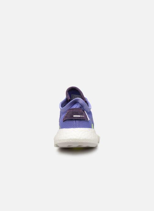 Baskets adidas originals Pod-S3.1 Bleu vue droite