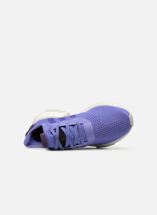 Sneakers adidas originals Pod-S3.1 Azzurro immagine sinistra