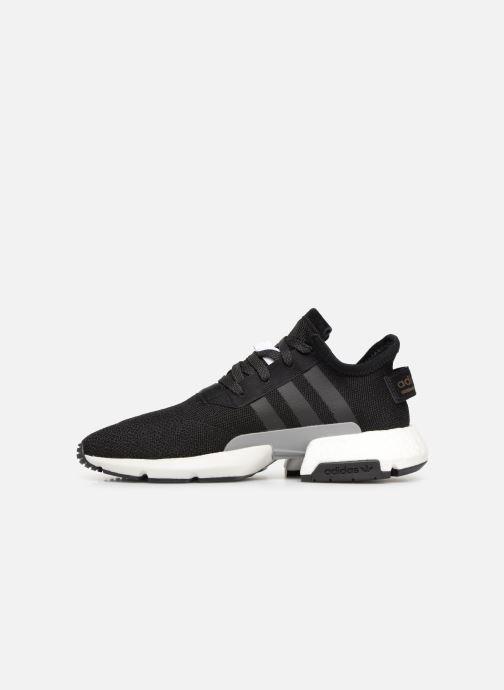 Sneaker adidas originals Pod-S3.1 schwarz ansicht von vorne