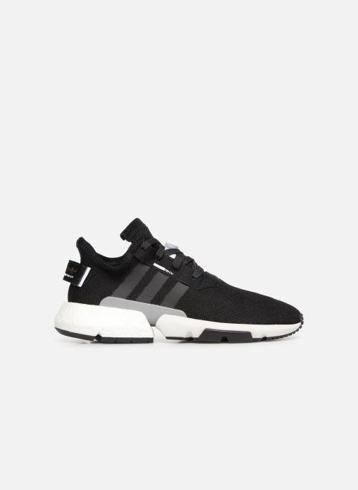 Sneaker adidas originals Pod-S3.1 schwarz ansicht von hinten