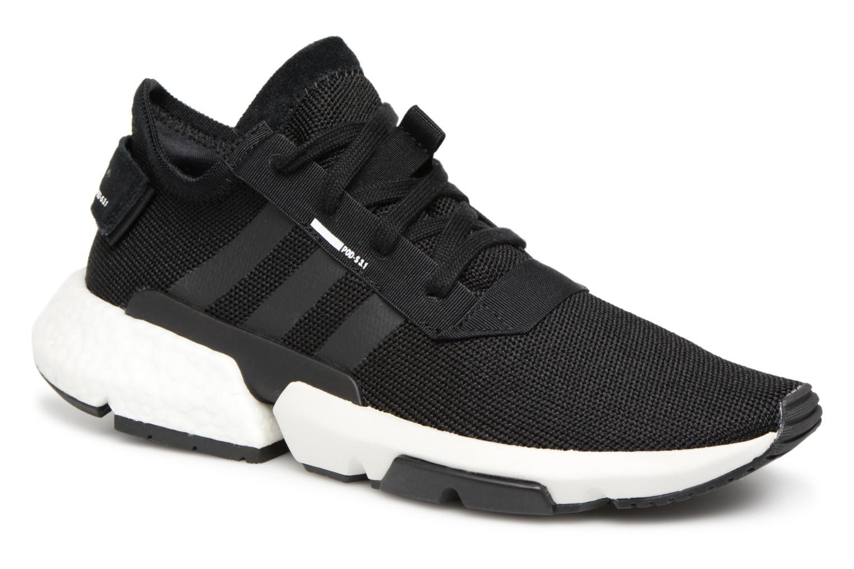 Baskets Adidas Originals Pod-S3.1 Noir vue détail/paire