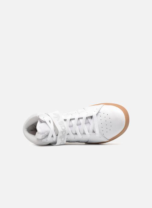 Sneakers Adidas Originals Vrx Mid Bianco immagine sinistra