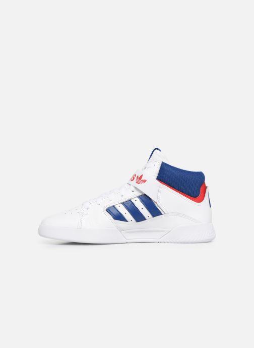 Sneakers adidas originals Vrx Mid Vit bild från framsidan