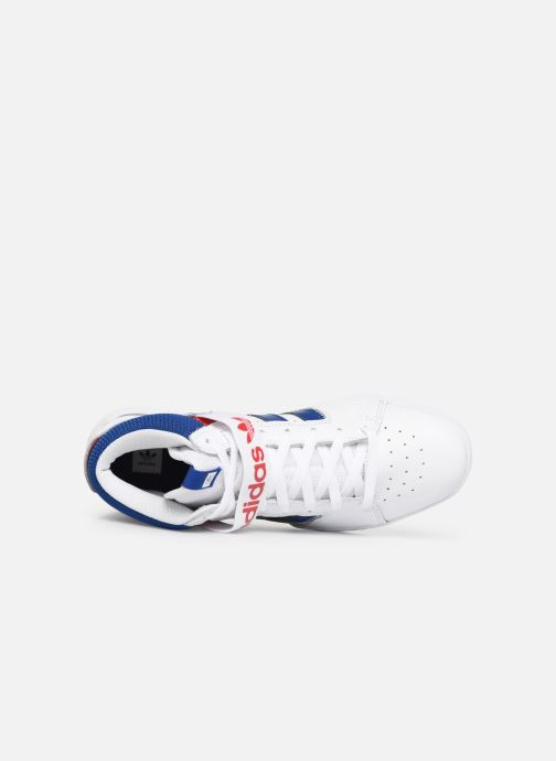 Trainers Adidas Originals Vrx Mid White view from the left