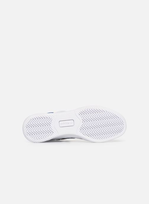 Trainers adidas originals Vrx Mid White view from above