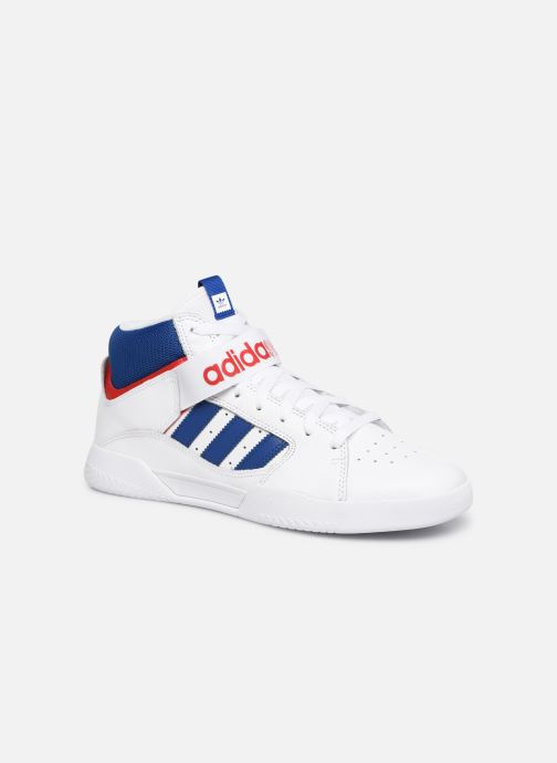 Trainers adidas originals Vrx Mid White detailed view/ Pair view