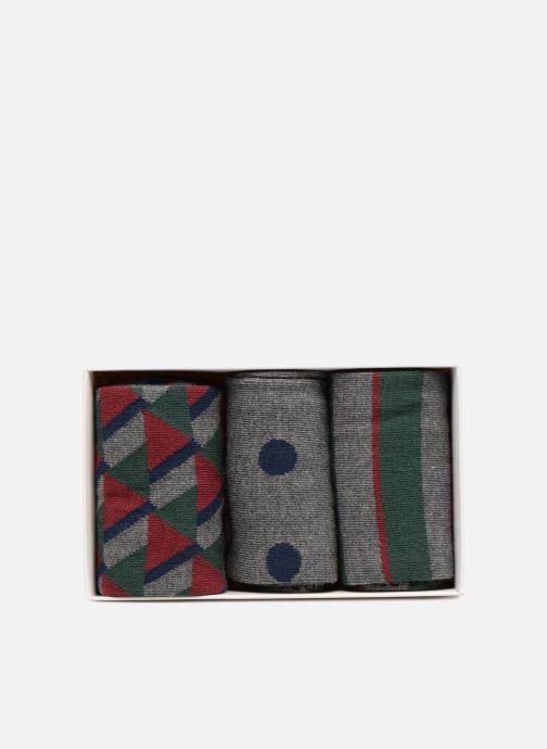 Calze e collant Sarenza Wear Coffret de 3 Chaussettes Homme Noël Multicolore immagine frontale