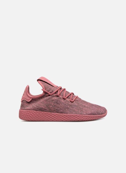 Sneakers adidas originals Pharrell Williams Tennis Hu M Roze achterkant