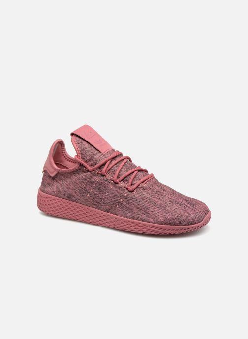 Sneakers adidas originals Pharrell Williams Tennis Hu M Roze detail
