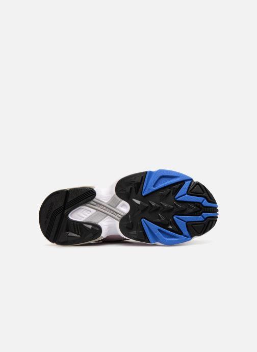 Baskets Adidas Originals Falcon W Noir vue haut