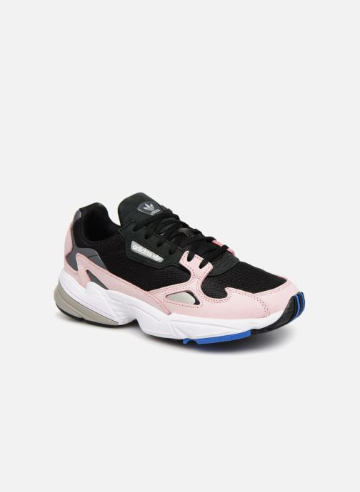 adidas originals Falcon W (Noir) - Baskets chez Sarenza (343239)