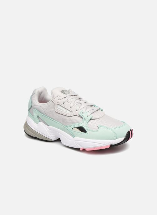 buy popular 8633d f33f9 Sneakers adidas originals Falcon W Grå detaljeret billede af skoene