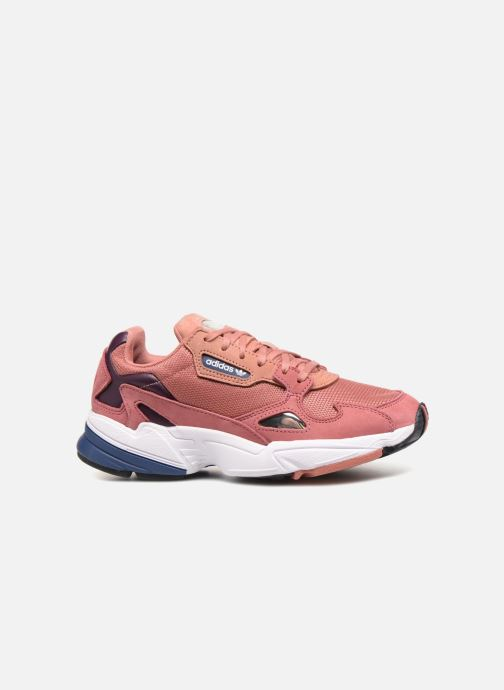 adidas originals Falcon W (Roze) - Sneakers chez Sarenza ...