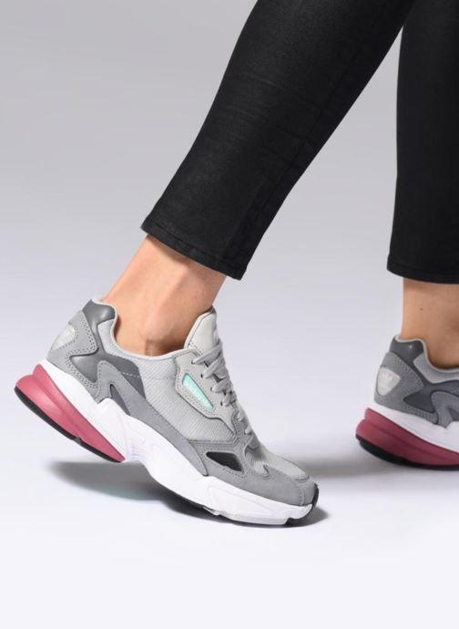 Sneaker Originals Adidas W Falcon grau 343353 SF6SUwqnI