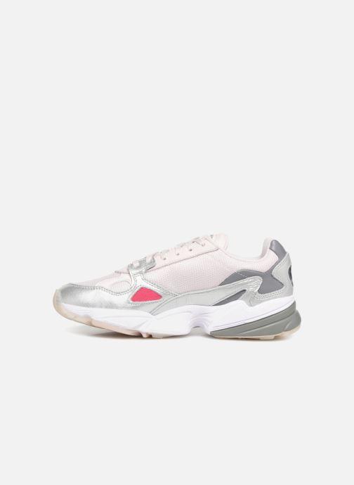 Sneakers adidas originals Falcon W Grå se forfra