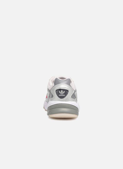 adidas originals Falcon W (Gris) Baskets chez Sarenza (343353)