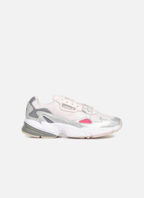 Sneakers adidas originals Falcon W Grå se bagfra