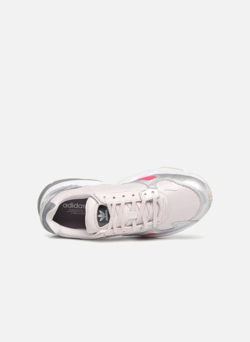 Sneakers adidas originals Falcon W Grå se fra venstre