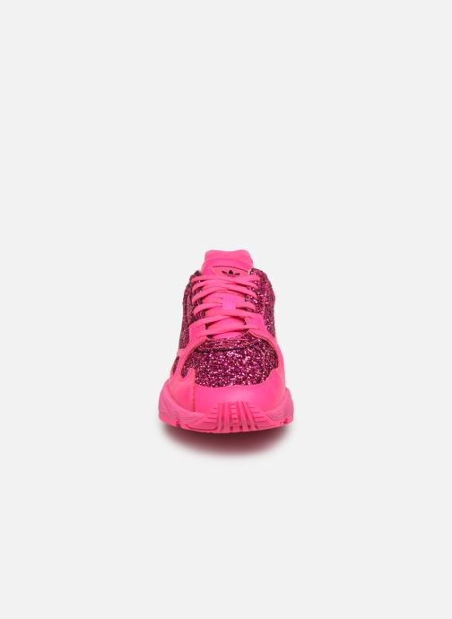 Sneakers adidas originals Falcon W Roze model