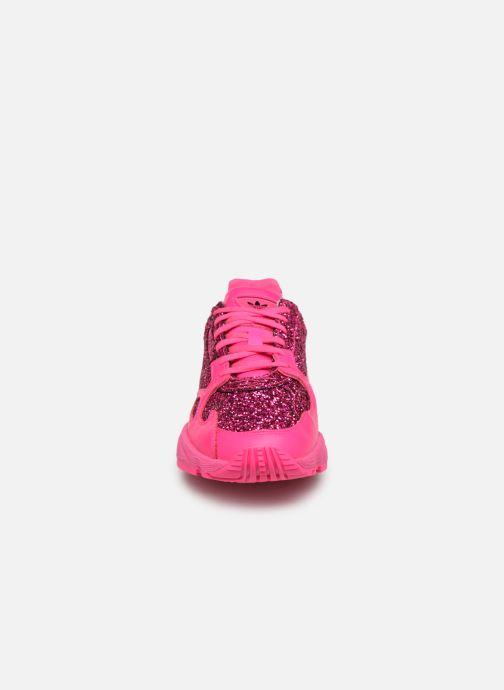 Sneakers adidas originals Falcon W Roze model