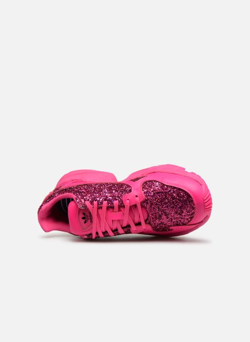 Sneakers adidas originals Falcon W Roze links