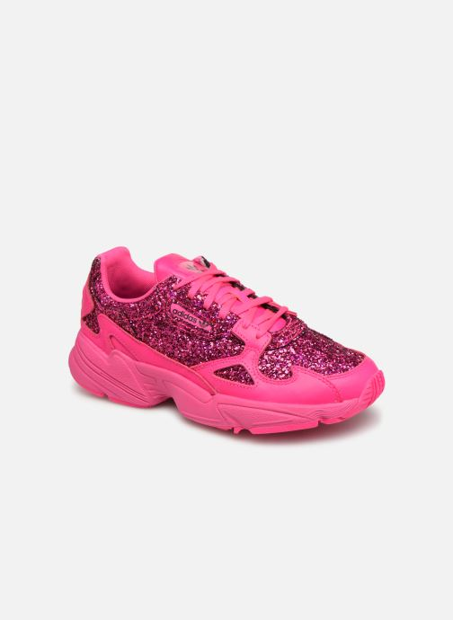 Sneakers adidas originals Falcon W Roze detail