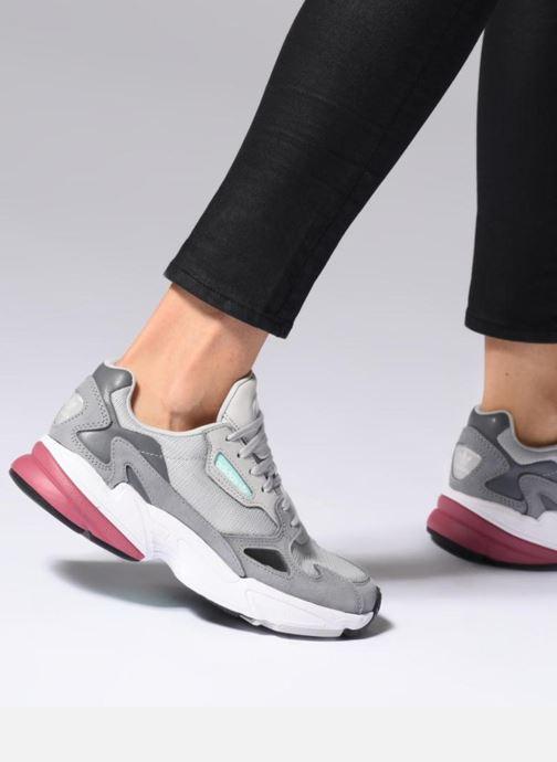 Sneakers adidas originals Falcon W Wit onder